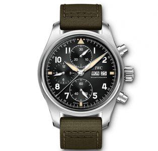 IWC Pilot's Watch Chronograph Spitfire/Goodwood Part 1