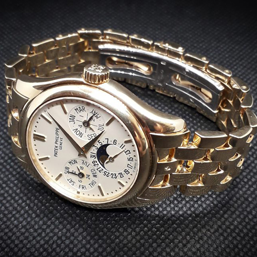 Portrait Of A Timepiece – Patek Philippe Reference 5136/1J-001