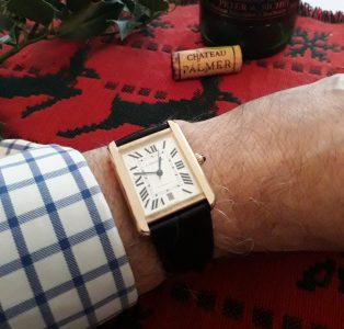 Cartier Tank Solo – Classic Christmas Gift To Myself!