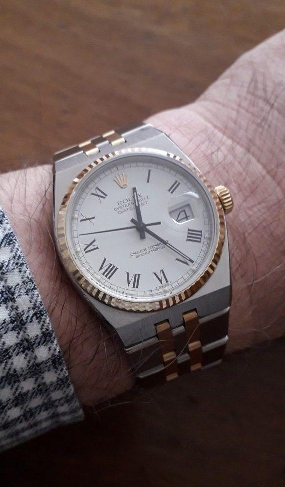Rolex Oysterquartz Datejust – An unloved compromise or a hidden gem?